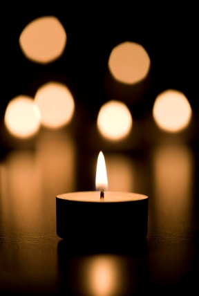 Bereavement_candle